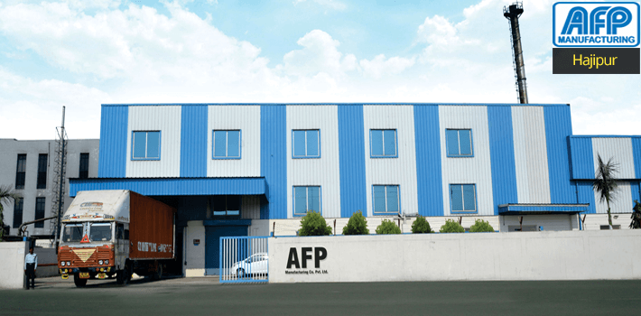 AFP Manufacturing Co. Pvt. Ltd. Hajipur, (Bihar), Invest Bihar, Investment Commissioner, Invest in Bihar